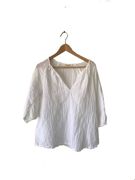 Women's Mykonos Top - White