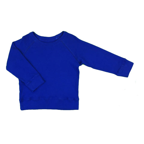 sweatshirt - greece blue