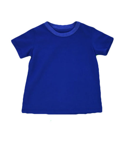 Basic T Shirt - Indigo