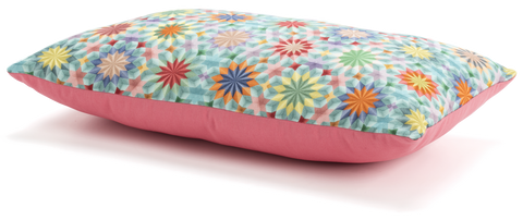 rectangular cushion pillowcase