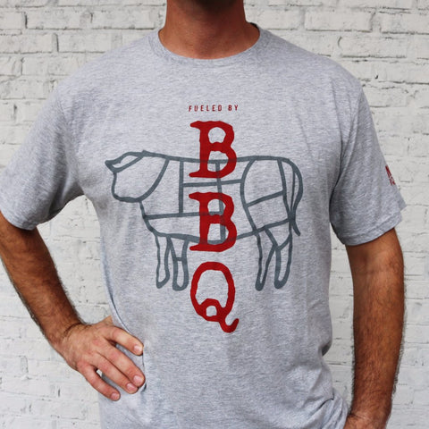 FUELED BY BBQ T-SHIRT