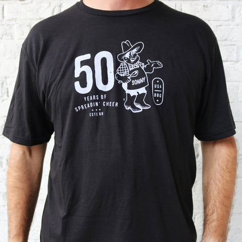 50 YEARS OF CHEER T-SHIRT