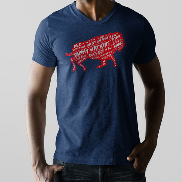 Sammy Watkins Gear | Buffalo T-Shirt