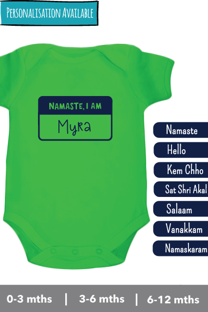 Intro - Onesies (Multilingual)