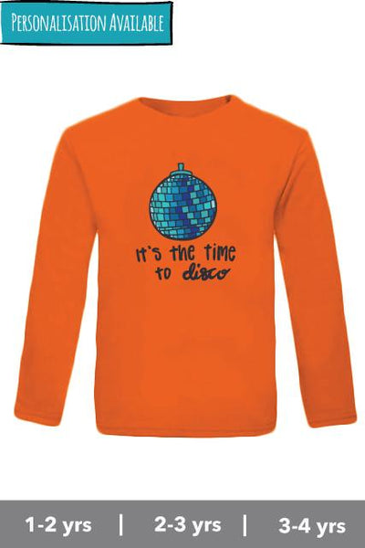 It's The Time To Disco - Tee