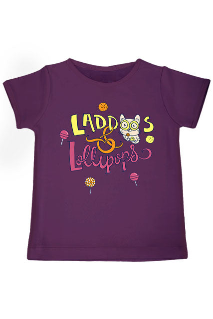 Laddoos & Lollipops - Tee