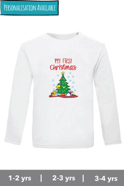 My First Christmas - Tee