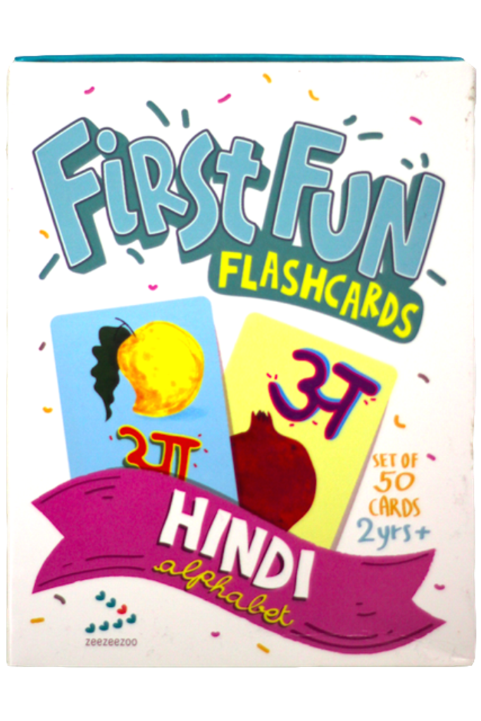 Hindi Flashcard