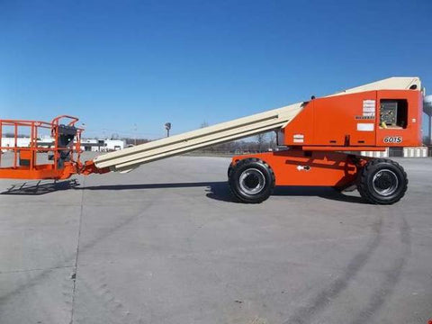 Heavy Duty Diaper fits JLG Boom Lift Models JLG 601S