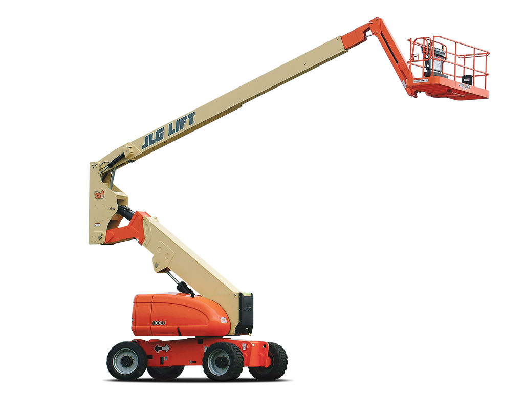 Heavy Duty Diaper fits JLG Boom Lift Models JLG 800A, JLG 800AJ (2 WD)