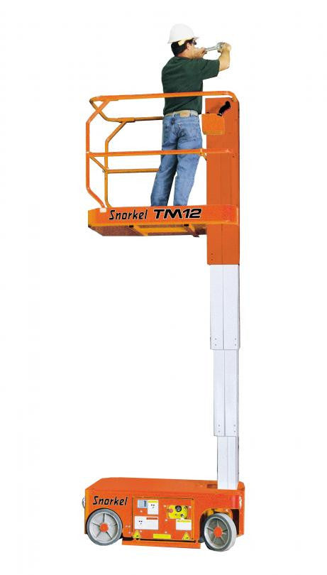 Heavy Duty Diaper fits SNORKEL Boom Lift Models SNORKEL TM12