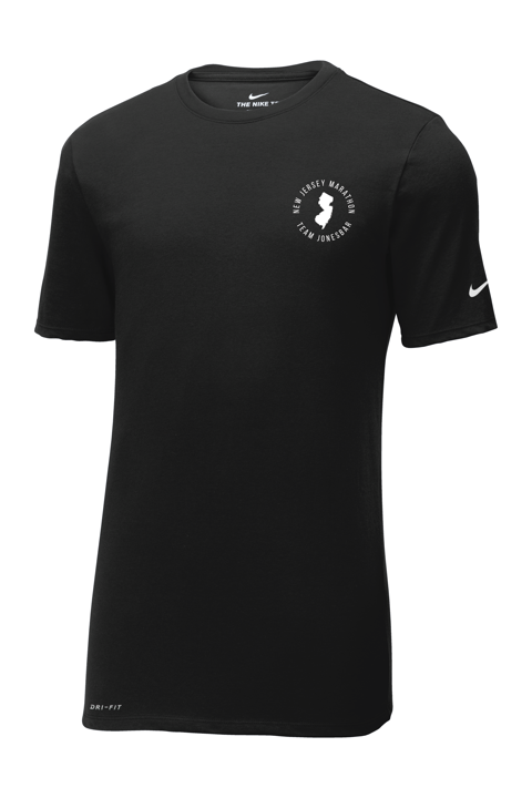 New Jersey Marathon Dri-Fit Tee