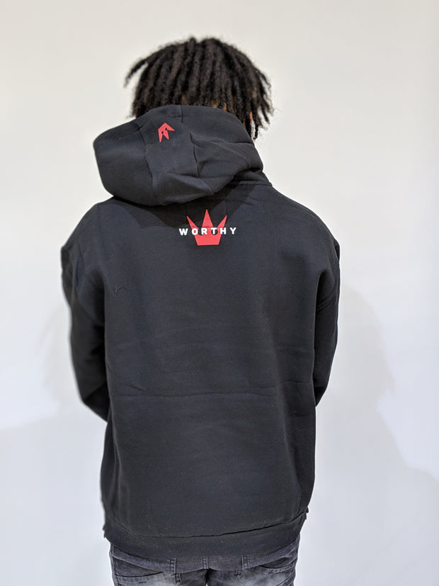 Worthy Big Crown Hoodie