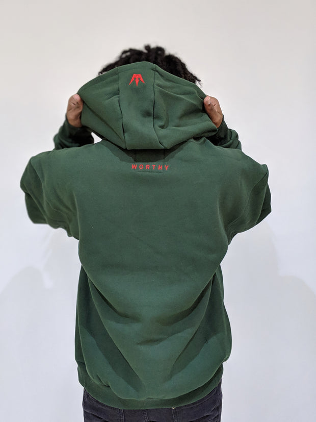 Worthy Big Box Sweatsuit - Green