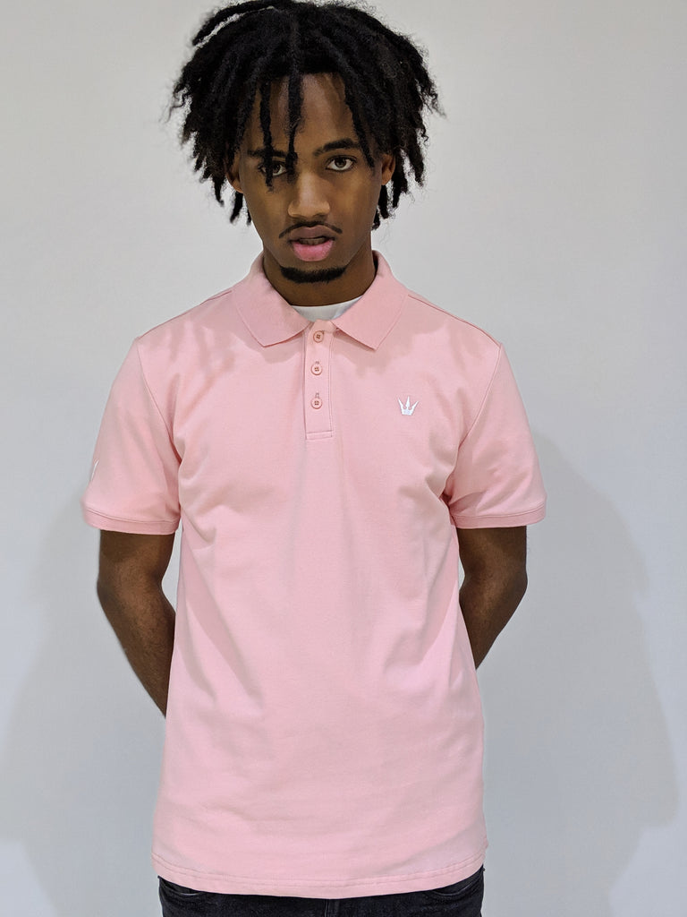 Worthy Polo Pink