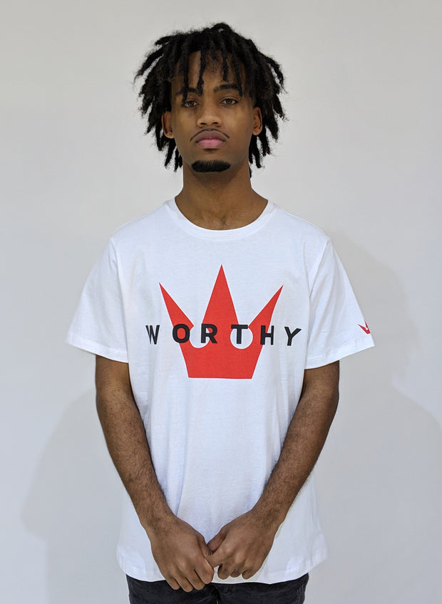 Worthy Big Crown Tee