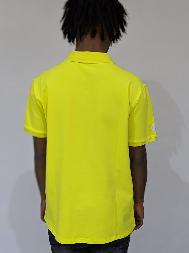 Worthy Polo Yellow