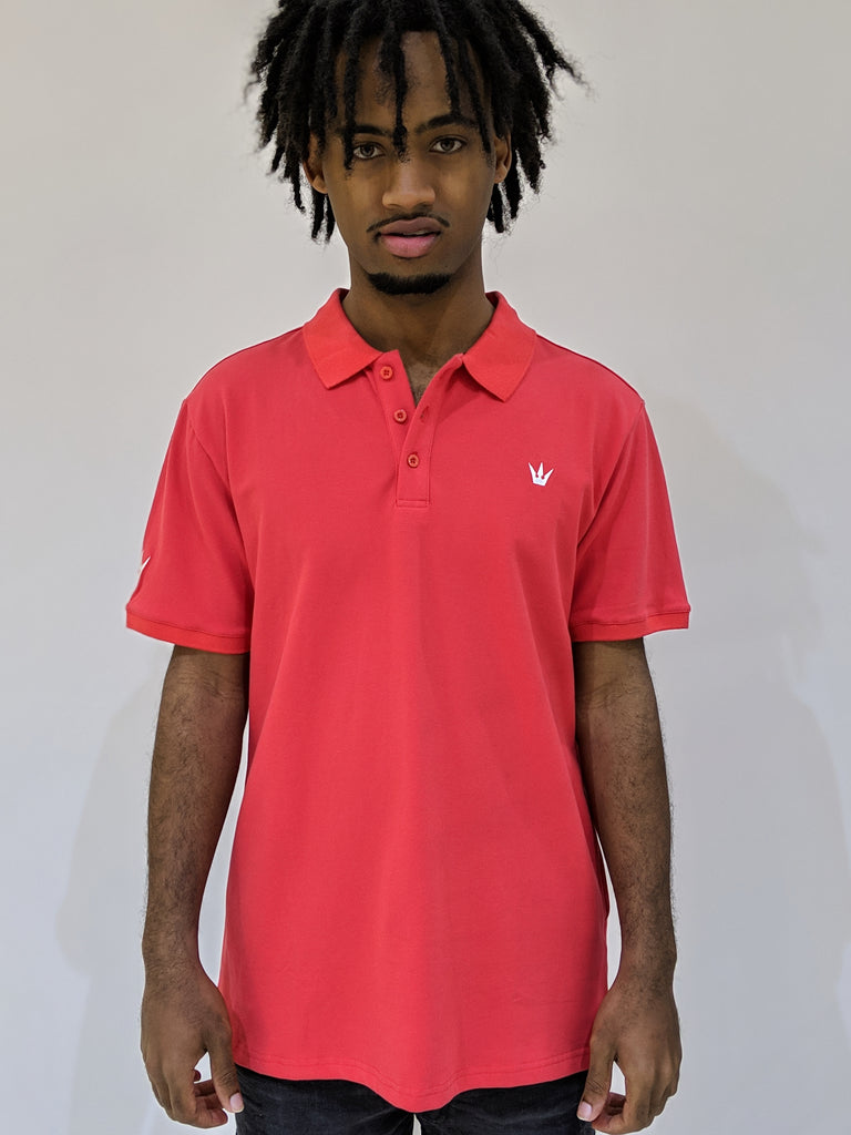 Worthy Polo Red