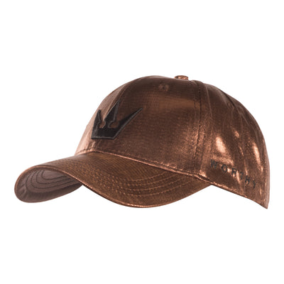 Worthy Crown Dad Hat - Bronze
