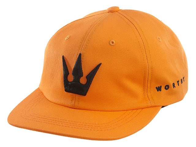 Worthy Orange Strapback