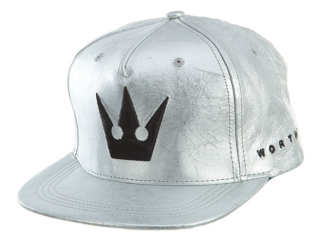 Worthy Crown Strapback - Platinum