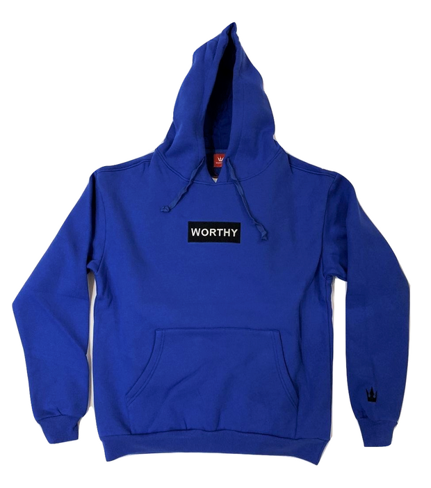 Worthy Box Sweater V2 - Blue