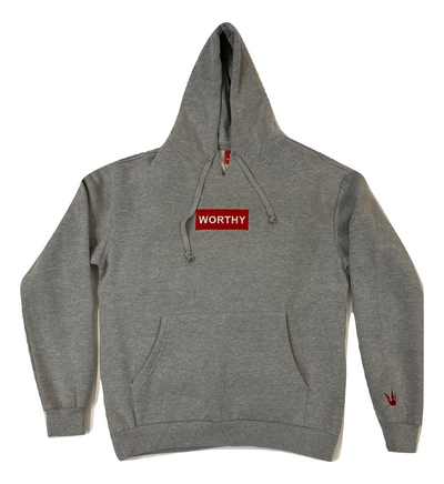 Worthy Box Sweater V2 - Grey