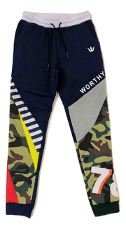 Worthy Multicolored Sweatsuit