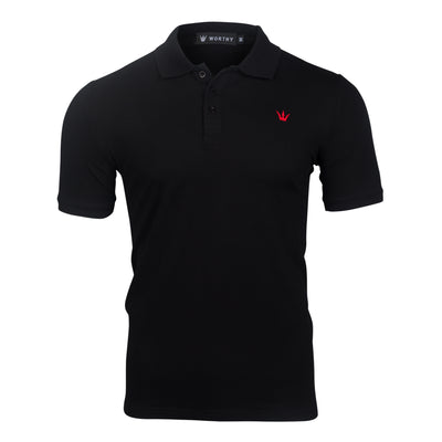 Worthy Polo Black
