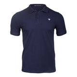 WORTHY BLUE POLO