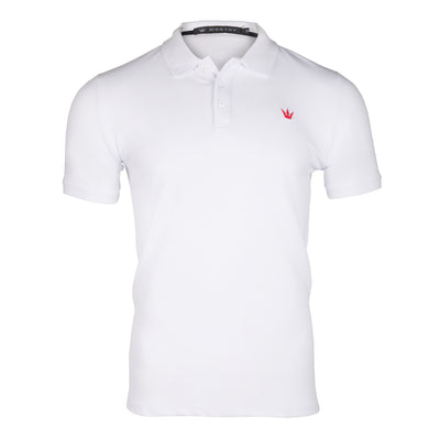 Worthy Polo White