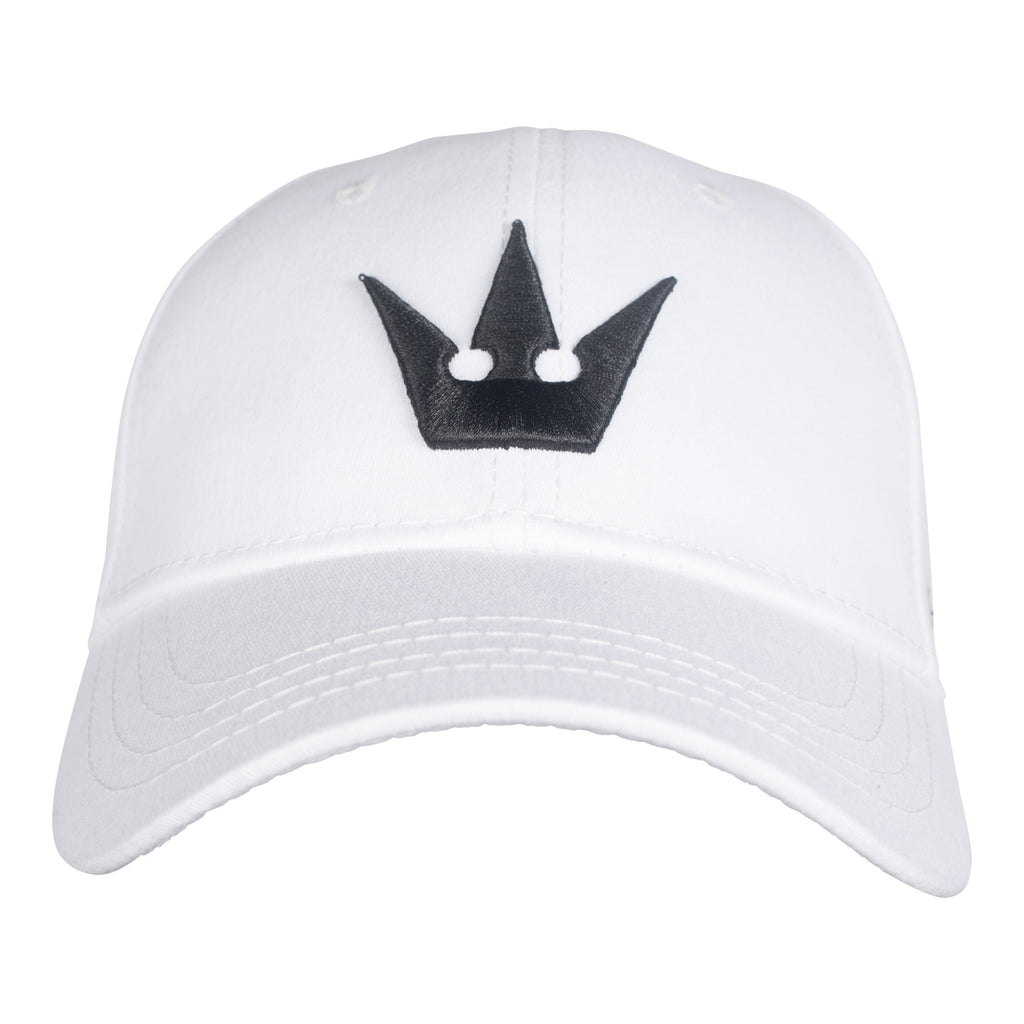 Worthy White Strapback