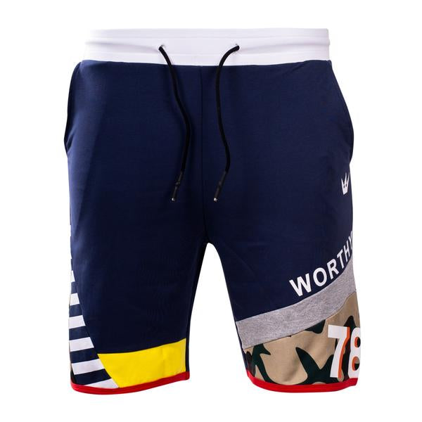 Worthy Summer Multicolor Shorts