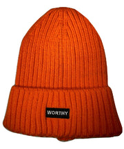 Worthy Beanie Orange