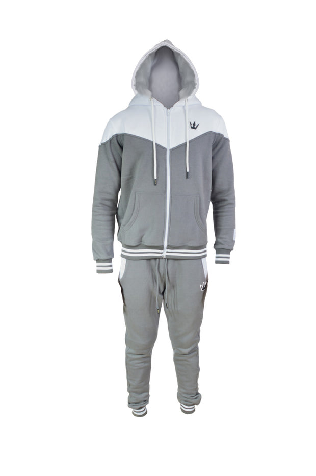 Worthy Sportwear Grey & White