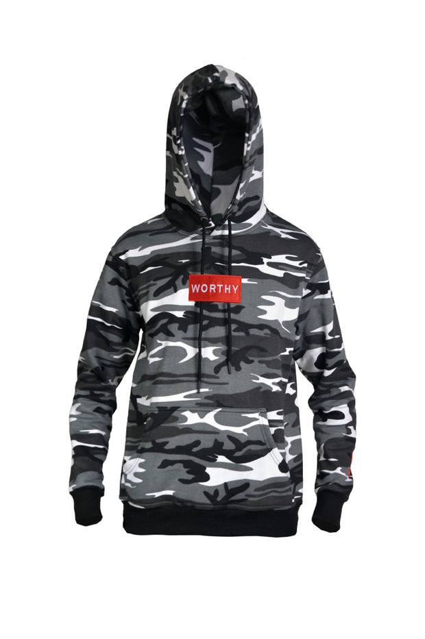 Worthy Sportswear Grey Camo