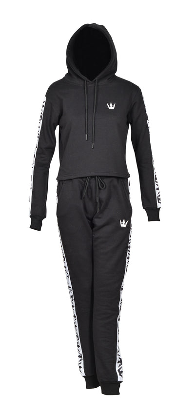 Women's Worthy Sportswear Black