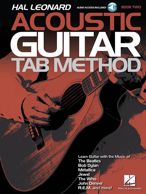 HL Acoustic Tab Method Book 2