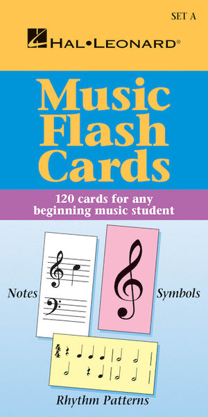 HL Music Flash Cards Set A