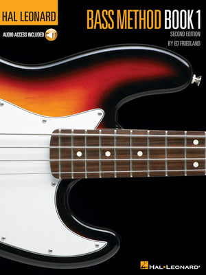HL Bass Method Book 1