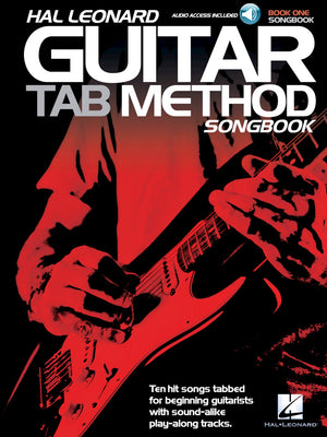 HL Guitar Tab Method Songbook