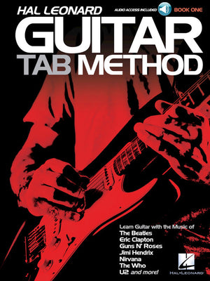HL Guitar TAB Method Book 1