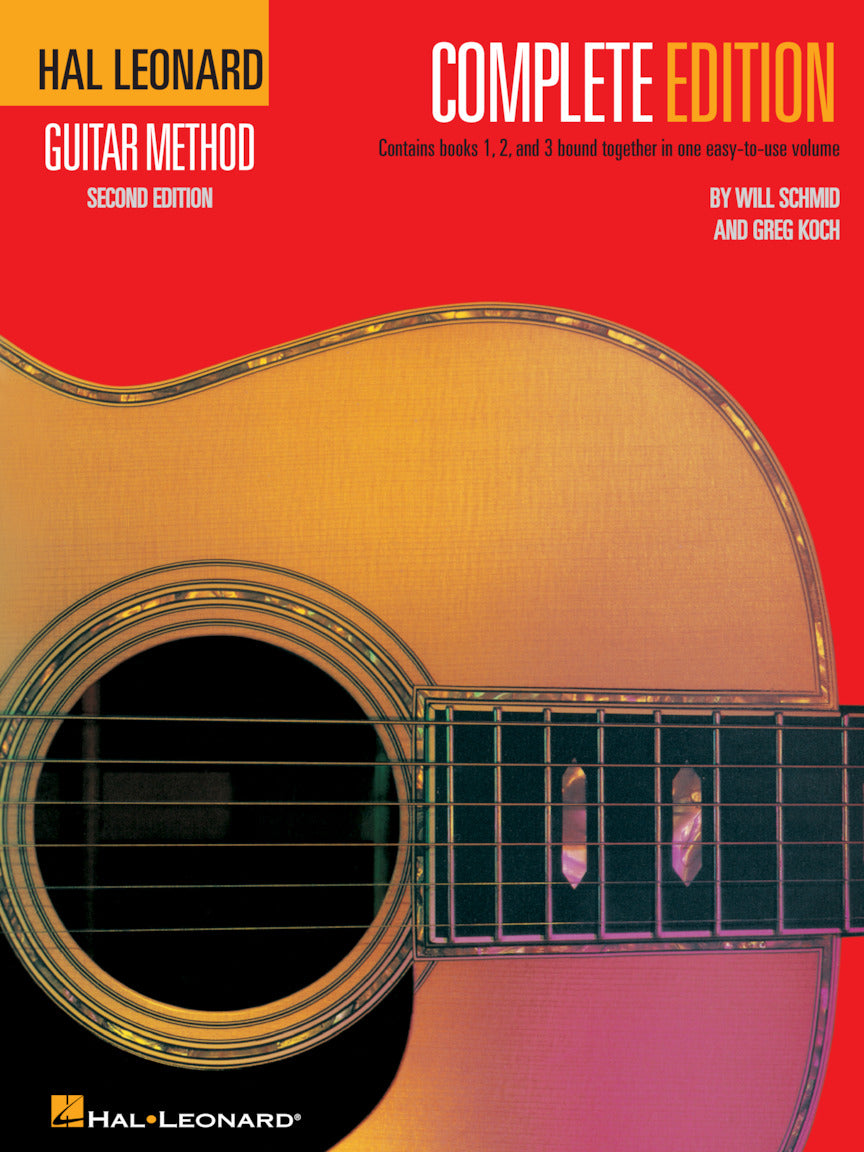 Hal Leonard Guitar Method, Second Edition - Complete Edition