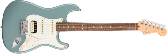 American Pro Stratocaster HSS ShawBucker, Rosewood Fingerboard, Sonic Gray