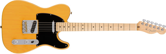 American Pro Telecaster, Maple Fingerboard, Butterscotch Blonde
