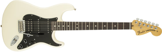 American Special Stratocaster HSS, Rosewood Fingerboard, Olympic White