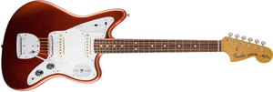 Johnny Marr Jaguar, Rosewood Fingerboard, Metallic KO