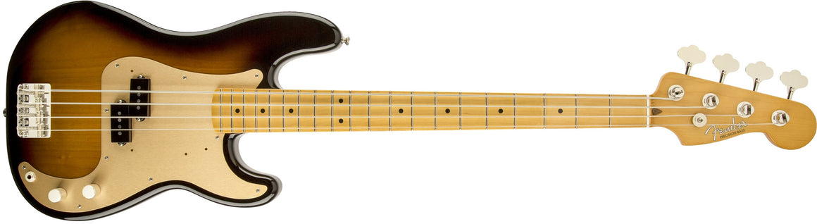 '50s Precision Bass, Maple Fingerboard, 2-Color Sunburst