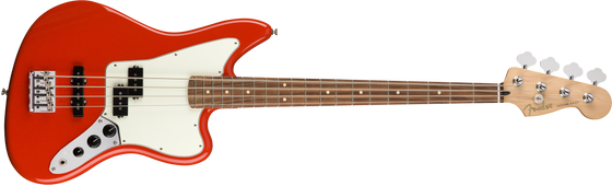 Fender Player Jaguar Bass Sonic Red