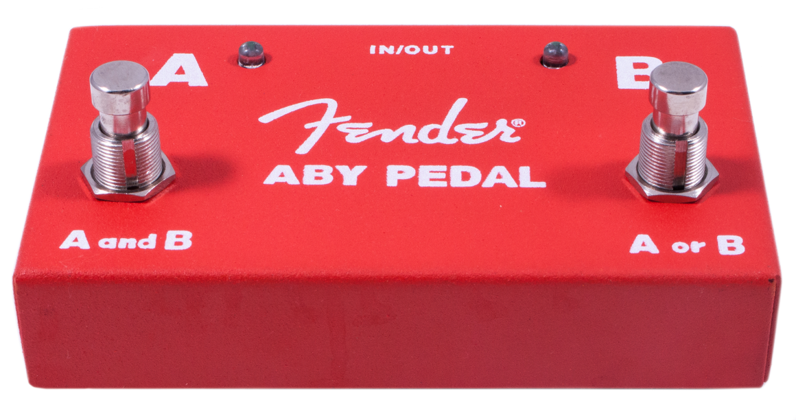 Fender ABY Switch